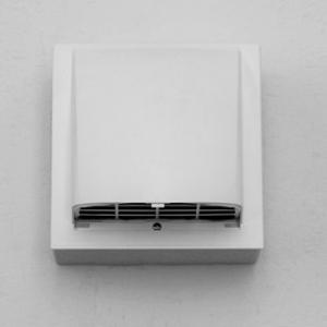 Бленда для монтажа рекуператора в СИП и брусовые дома
