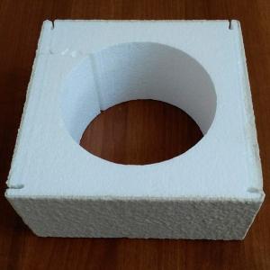 Бленда для монтажа рекуператора в СИП и брусовые дома (только в комплекте с рекуператором)