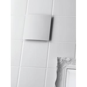 Бесшумный вентилятор для ванной с датчиком влажности MarleyMS100VFN (SILENZIO)