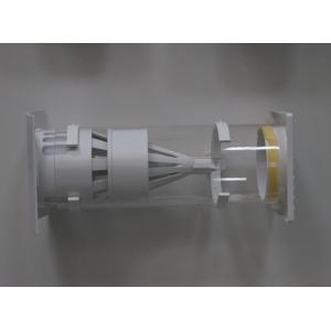 Приточный стеновой клапан с защитой от цветочной пыльцы