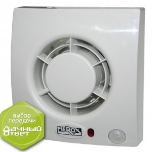 Вентилятор MEROX W 100 BN (без упаковки)